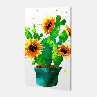 Thumbnail image of sunflowers Canvas, Live Heroes