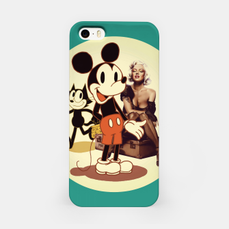 Thumbnail image of Happy Days (one) iPhone Case, Live Heroes