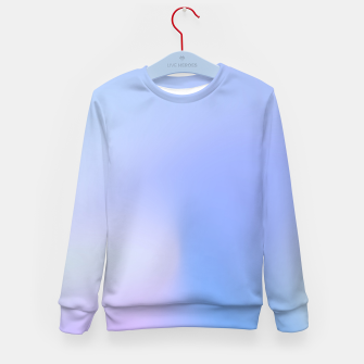 Thumbnail image of Light Sky Blue Kid's sweater, Live Heroes