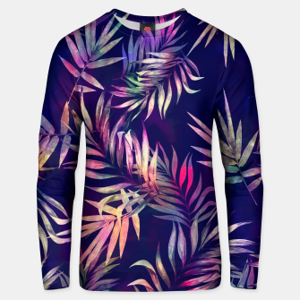 Miniatur Tropical Infusion Unisex sweater, Live Heroes