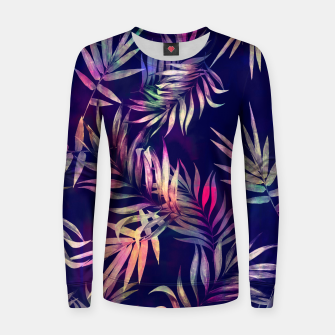 Tropical Infusion Women sweater Bild der Miniatur