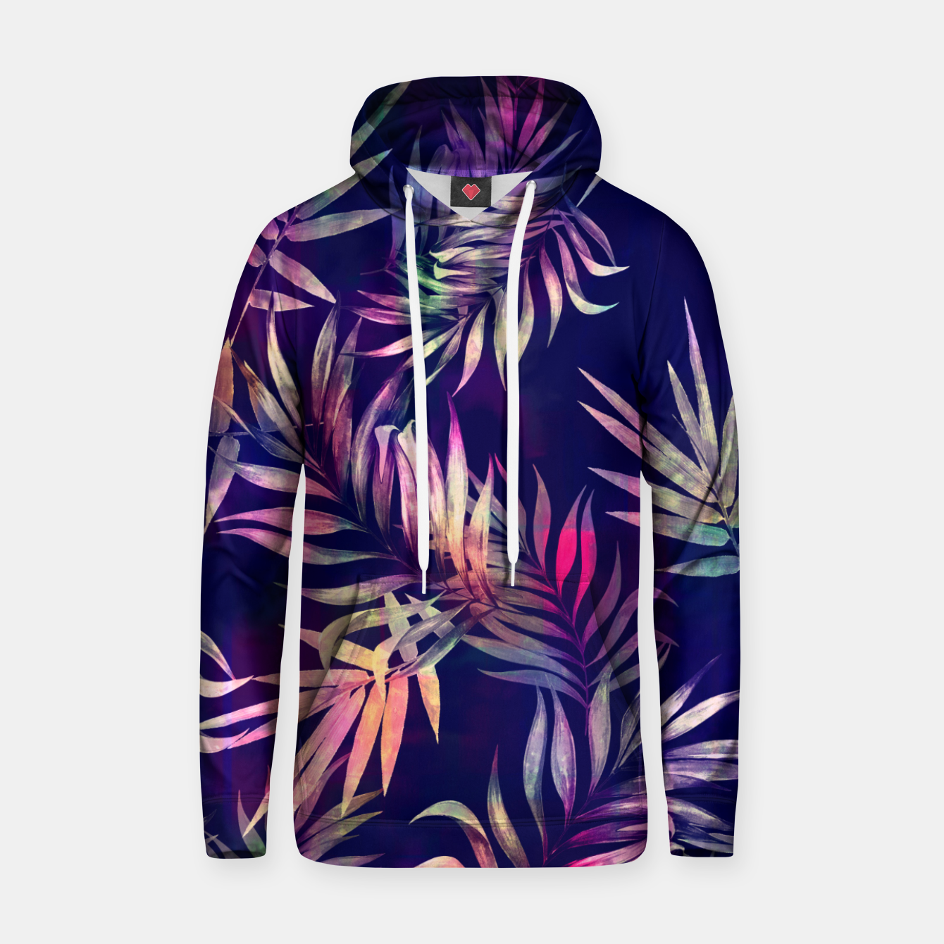 Image of Tropical Infusion Hoodie - Live Heroes