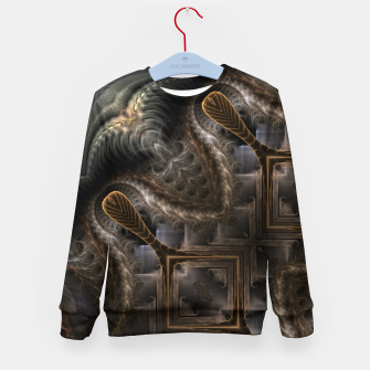 Thumbnail image of Star Slope Kid's sweater, Live Heroes