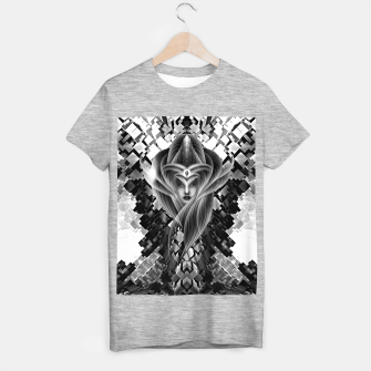 Thumbnail image of Mistress Of The Cuboid GS T-shirt regular, Live Heroes