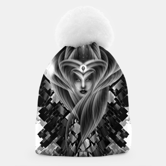 Thumbnail image of Mistress Of The Cuboid GS Beanie, Live Heroes