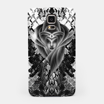 Thumbnail image of Mistress Of The Cuboid GS Samsung Case, Live Heroes