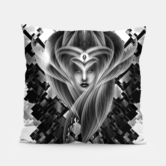 Thumbnail image of Mistress Of The Cuboid GS Pillow, Live Heroes