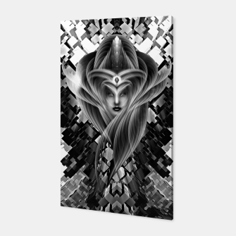 Thumbnail image of Mistress Of The Cuboid GS Canvas, Live Heroes