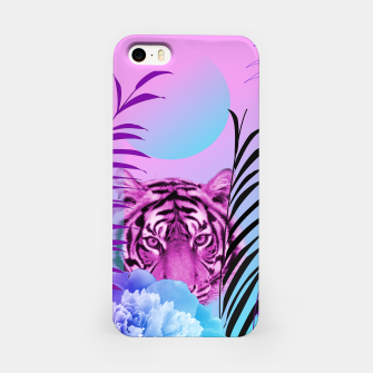Miniatur Tiger Love iPhone Case, Live Heroes