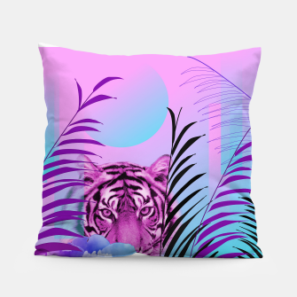 Miniatur Tiger Love Pillow, Live Heroes
