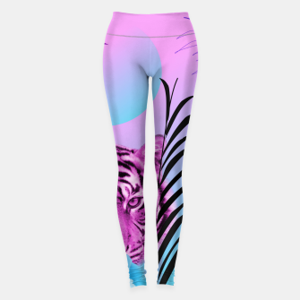 Miniatur Tiger Love Leggings, Live Heroes
