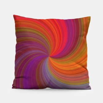 Miniatur Rainbow Vortex Pillow, Live Heroes