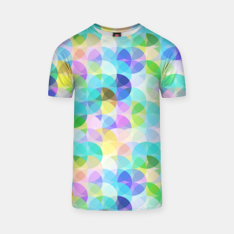 Blue Bubbles T-shirt thumbnail image