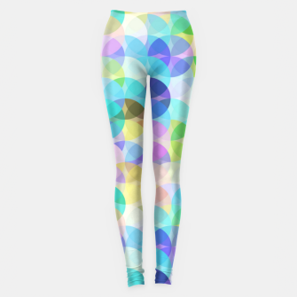 Blue Bubbles Leggings thumbnail image