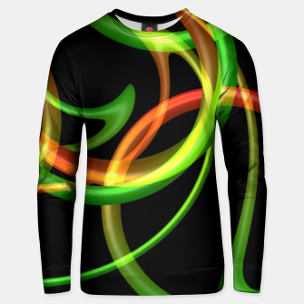 Miniatur Cyclical Loops Unisex sweater, Live Heroes