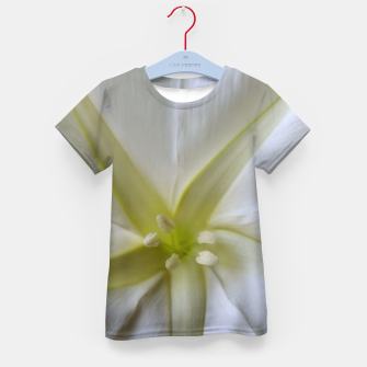 Thumbnail image of Moon Flower Kid's t-shirt, Live Heroes