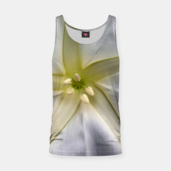 Thumbnail image of Moon Flower Tank Top, Live Heroes