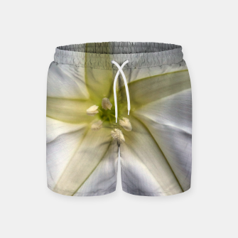 Thumbnail image of Moon Flower Swim Shorts, Live Heroes
