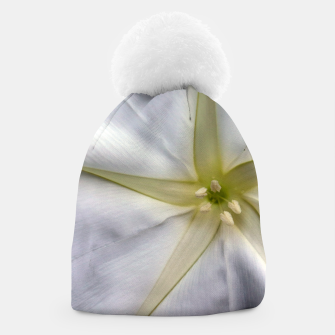 Thumbnail image of Moon Flower Beanie, Live Heroes