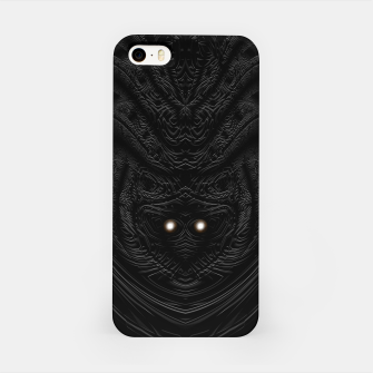 Thumbnail image of The Cradle Of Darkness iPhone Case, Live Heroes
