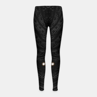 Thumbnail image of The Cradle Of Darkness Girl's leggings, Live Heroes