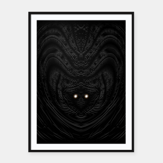 Thumbnail image of The Cradle Of Darkness Framed poster, Live Heroes