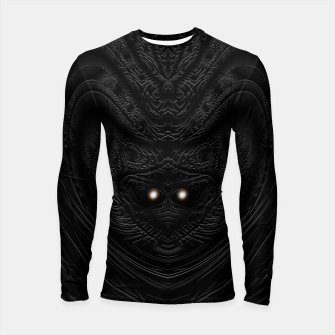 Thumbnail image of The Cradle Of Darkness Longsleeve rashguard , Live Heroes