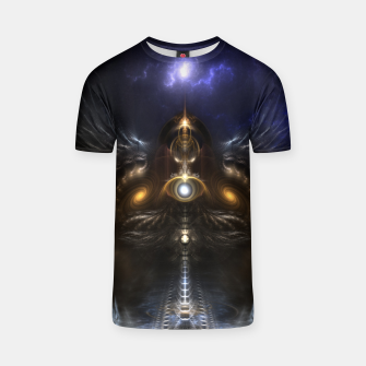 Thumbnail image of The Golden City Of Akala T-shirt, Live Heroes