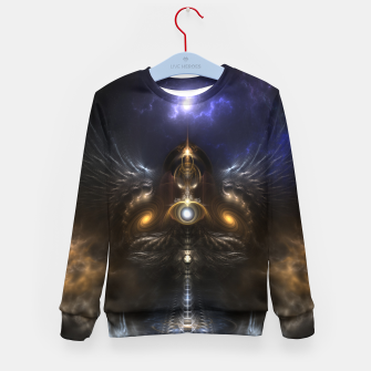 Thumbnail image of The Golden City Of Akala Kid's sweater, Live Heroes