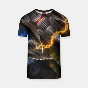 Thumbnail image of Time Storm T-shirt, Live Heroes