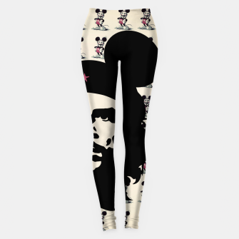 Thumbnail image of Icon Fusion Leggings, Live Heroes