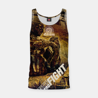 Thumbnail image of Caestus Fighter Tank Top, Live Heroes