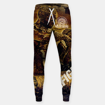 Thumbnail image of Caestus Fighter Sweatpants, Live Heroes