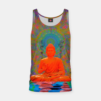 Thumbnail image of Cool Water Zen (Ultraviolet)  Tank Top, Live Heroes