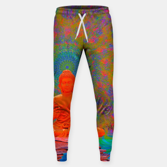 Miniature de image de Cool Water Zen (Ultraviolet)  Sweatpants, Live Heroes