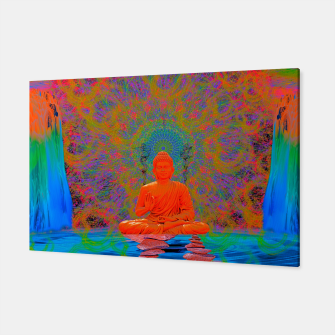 Miniature de image de Cool Water Zen (Ultraviolet)  Canvas, Live Heroes