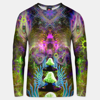 Thumbnail image of Featherweight Lucidity Unisex sweater, Live Heroes
