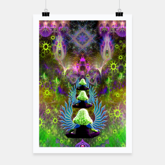 Thumbnail image of Featherweight Lucidity Poster, Live Heroes