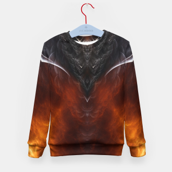 Thumbnail image of Fires Of Andronikus Kid's sweater, Live Heroes