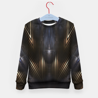 Thumbnail image of Stone Breach Kid's sweater, Live Heroes