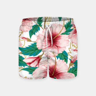 Thumbnail image of Entice Swim Shorts, Live Heroes
