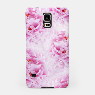 Thumbnail image of Pink Peonies Dream #2 #floral #decor #art Handyhülle für Samsung, Live Heroes