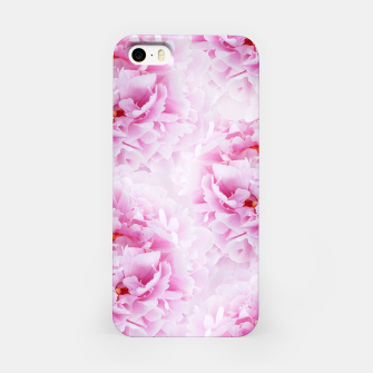 Thumbnail image of Pink Peonies Dream #2 #floral #decor #art iPhone-Hülle, Live Heroes