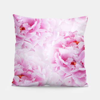 Thumbnail image of Pink Peonies Dream #2 #floral #decor #art Kissen, Live Heroes