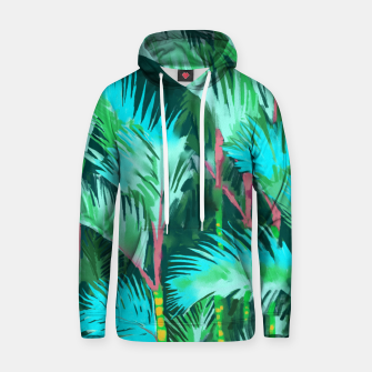 Thumbnail image of Palm Forest Hoodie, Live Heroes