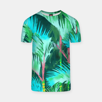 Thumbnail image of Palm Forest T-shirt, Live Heroes