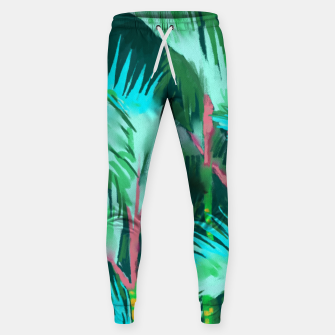 Miniatur Palm Forest Sweatpants, Live Heroes