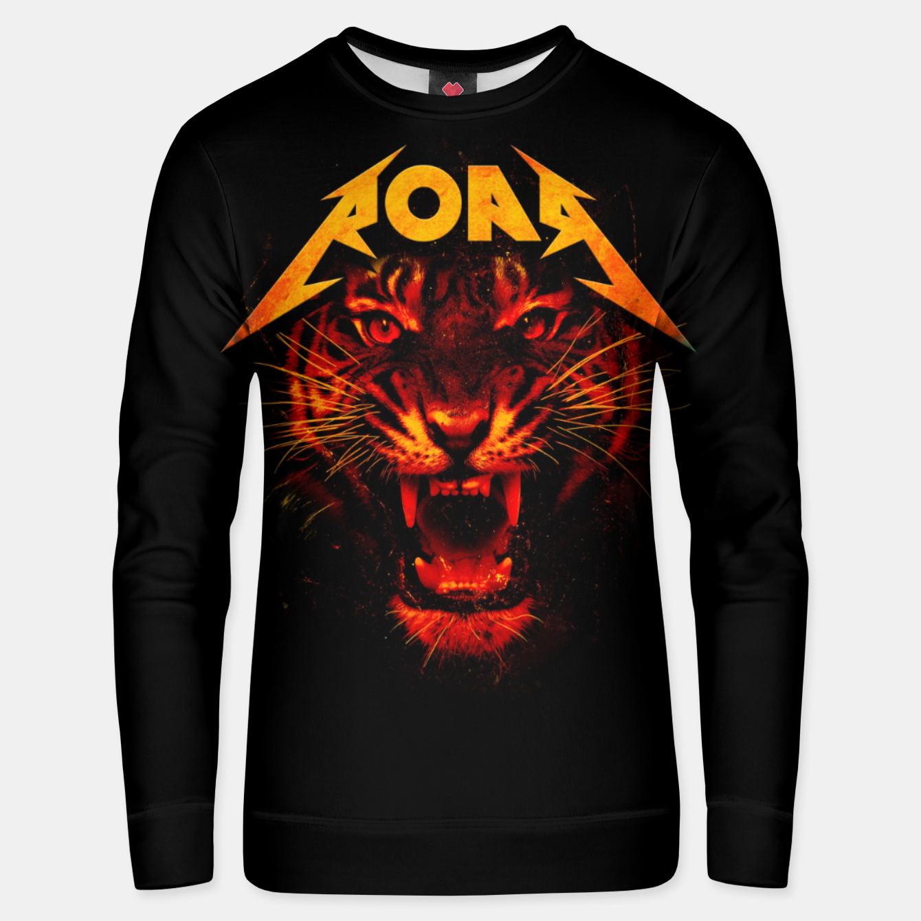 Image of Roar Unisex sweater - Live Heroes