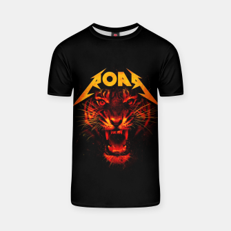 Thumbnail image of Roar T-shirt, Live Heroes