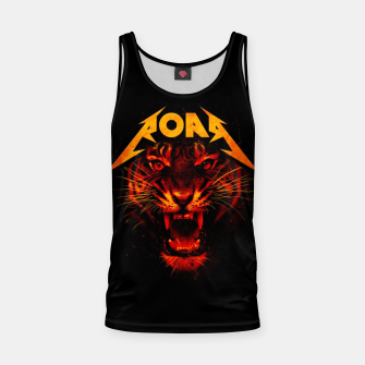 Thumbnail image of Roar Tank Top, Live Heroes